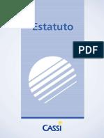 Novo Estatuto Cassi