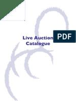2010 Auction Catalogue