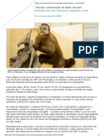 Exposicao Em Piracicaba Aborda a Conservacao Da Fauna Silvestre