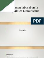 Régimen Laboral en La Republica Dominicana