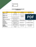 PLAN LECTOR 2019 LISTO (Autoguardado) Para Los Niños