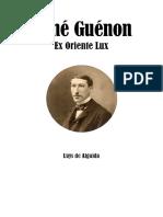 Algaida Luyi - Rene Guénon, ex oriente lux (Bio mala).pdf