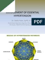 Management of Essential Hypertension
