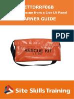 Uettdrrf06b Learner Guide