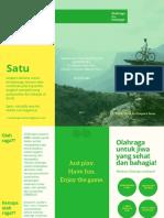 Leaflet Olahraga