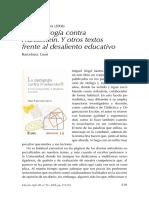 La pedagogía contra Frank...pdf