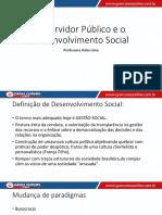 Aula 01 - Servidor Público e o Desenvolvimento Social.pdf