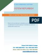 Patent UV Refurbish Brochure (2)