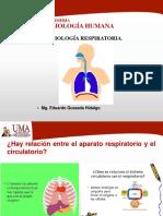 Teoría 7 Fisiología Respiratoria