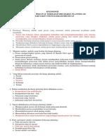 KUESIONER Discharge Planning