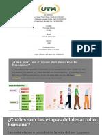 Tarea grupal, II Parcial - Cambios en etapas del ser humano - Grupo 0006.pdf