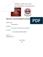 Informe 3 Levantamiento de Las 5 Manzanas y Postes Con Estacion Total Toppgrafia 2