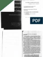 Frigerio- Las Instituciones Educativas Cara y Ceca