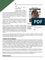 Bruno Latour – Live Biography