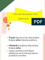 Ciri-ciri pelaporan.pptx