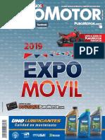 Revista Puro Motor 68 Expomovil 2019