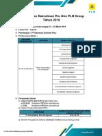 Pengumuman Penerimaan PPNPN BNPB 2019_ALL