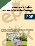 EPK - EPK Enamora a Todos Con Su ColecciónCortejo