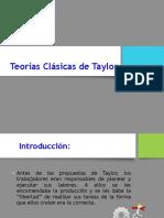 Teoria de Frederick Taylor