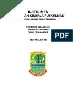 Pkp Triwulan III 2018