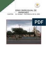 El Guabo - Barbones Pdep
