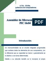 PIC-2005 assembler