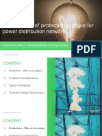 1. [Speaker Dong Yi] Fundamental of Protection Practice for Power Distribution Network