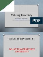 Valuing Diversity