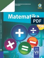 Matematika SMP Kelas VII Semester 1
