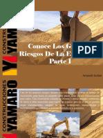 Armando Iachini - Conoce Los Grandes Riesgos de La Excavación, Parte I