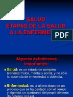 Salud Etapas de La Salud a La Enfermedad2238