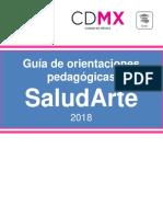 Guía Pedagógica Música 2018