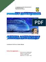 Mihai Eminescu Pro i Ect