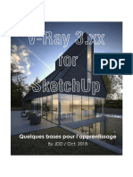 Base Pour Apprentissage de VRay 3.Xx Pour SketchUp_by _JDD_2018_RevA