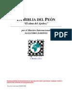 Bíblia do Peão - Alejandro Jardines