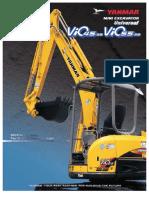 yanmar-vio455-especificaciones