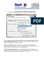 Instalacion VCDS 18.9