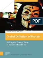 Global Diffusion of Protest an Introduct