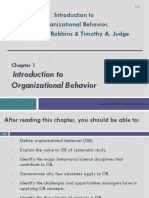 Chp1- Introduction to OB
