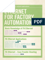 Ethernet For Factory Automation LAN - keyence