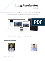 Accelerator Program Summary PDF