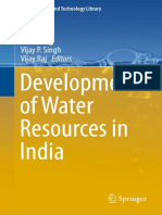 2017 Book DevelopmentOfWaterResourcesInI