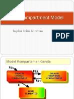 Model 2 Kompartemen