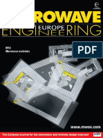 Advances in High Frequency Printed Circuit Board Materials