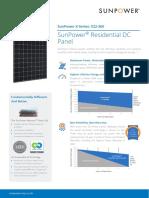 datasheet sunpower