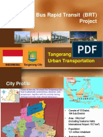 BRT Project - Brief Info
