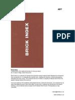 Brick Index