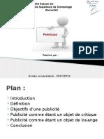 La Publicite (1)