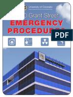 1800 Grant Emergency Procedures