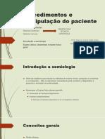 Introdução e Exame Físico Geral